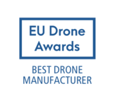 label EU drone awards Microdrones best manufacturer