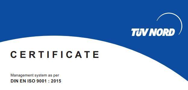 microdrones receives international customer service certification