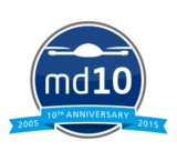 microdrones 10th anniversary badge