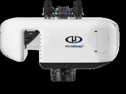 Riegl miniVUX-1UAV laser scanner used for the mdLiDAR3000 integrated system