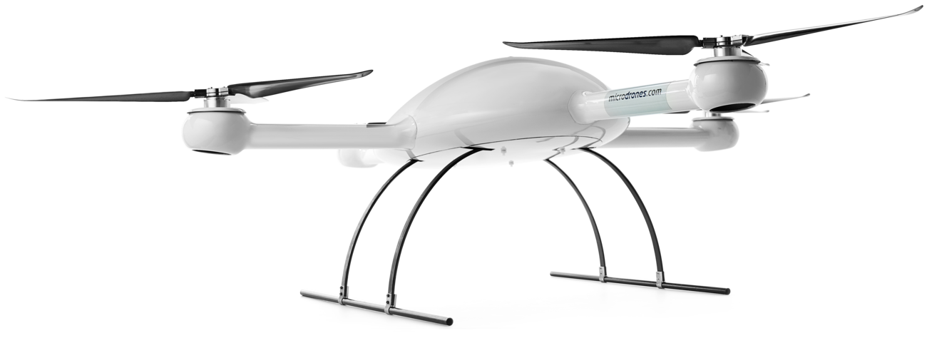 Microdrones md4-3000 UAV