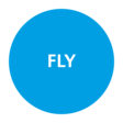 icon mdLiDAR workflow: Fly