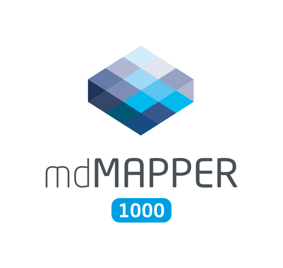 logo mdMAPPER1000