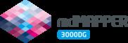 logo mdMAPPER3000DG