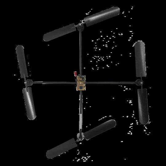 test drone dobby