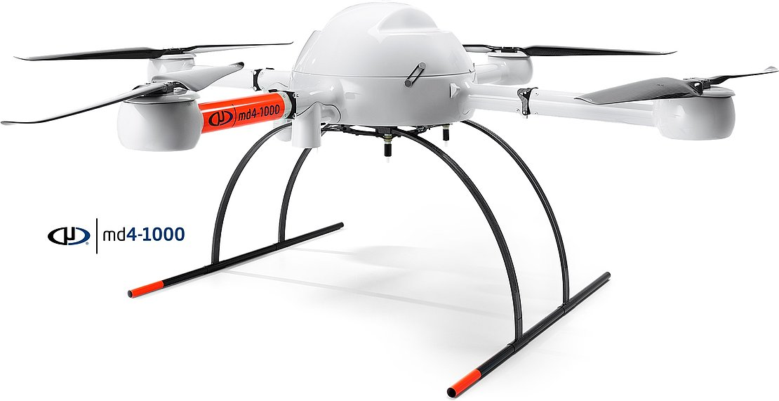 Microdrones md4-1000 UAV